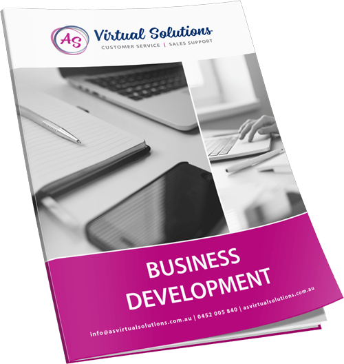 Business Development Guide by AS Virtual Solutions - Adele Stewart
