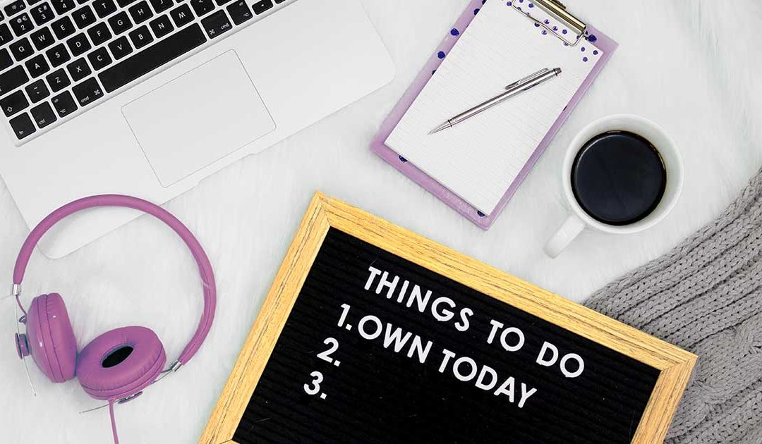 Planning your business goals should be your 1st priority